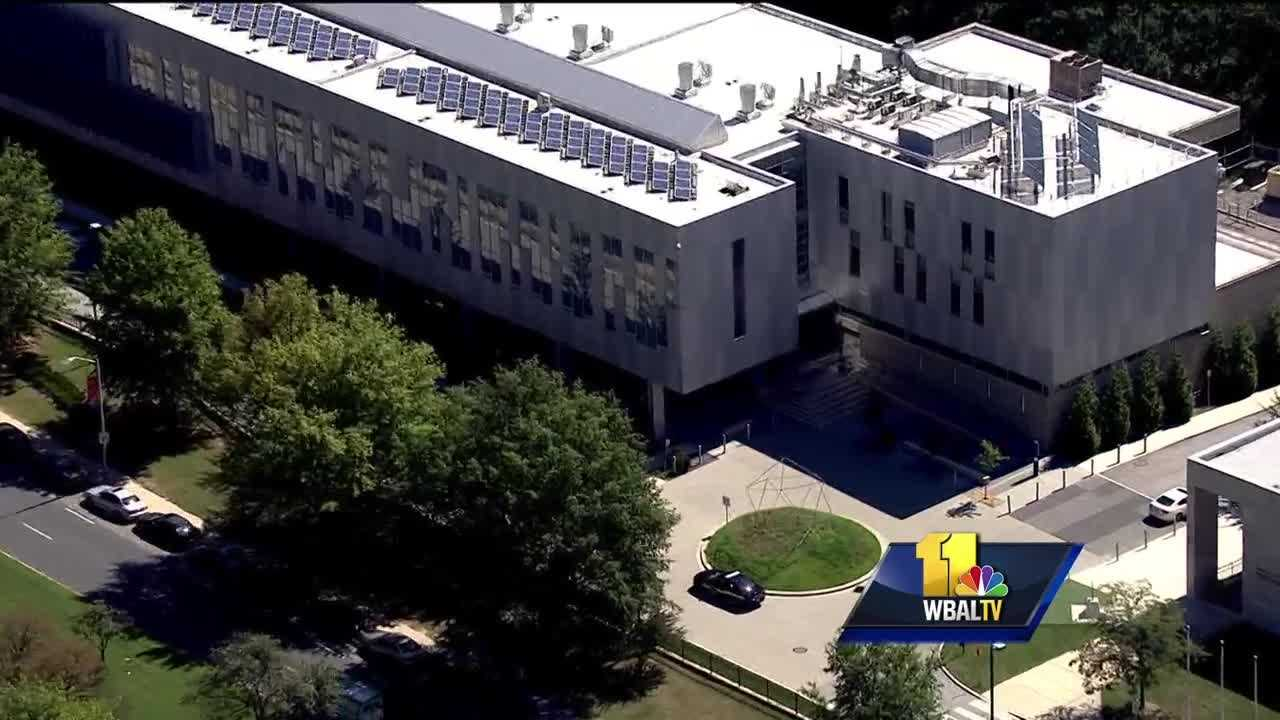A body has been found in an academic building on the campus of Morgan State University in northeast Baltimore, city police said.