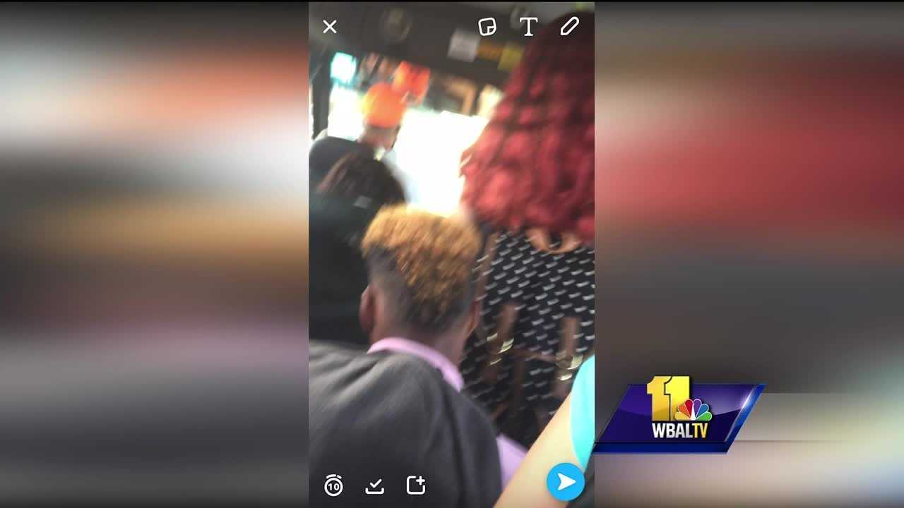 Baltimore County school officials said they have addressed overcrowding on some school buses that have had parents concerned. Pictures began surfacing on social media of students having to stand in the aisle as a crowded bus drove them to Perry Hall High School.