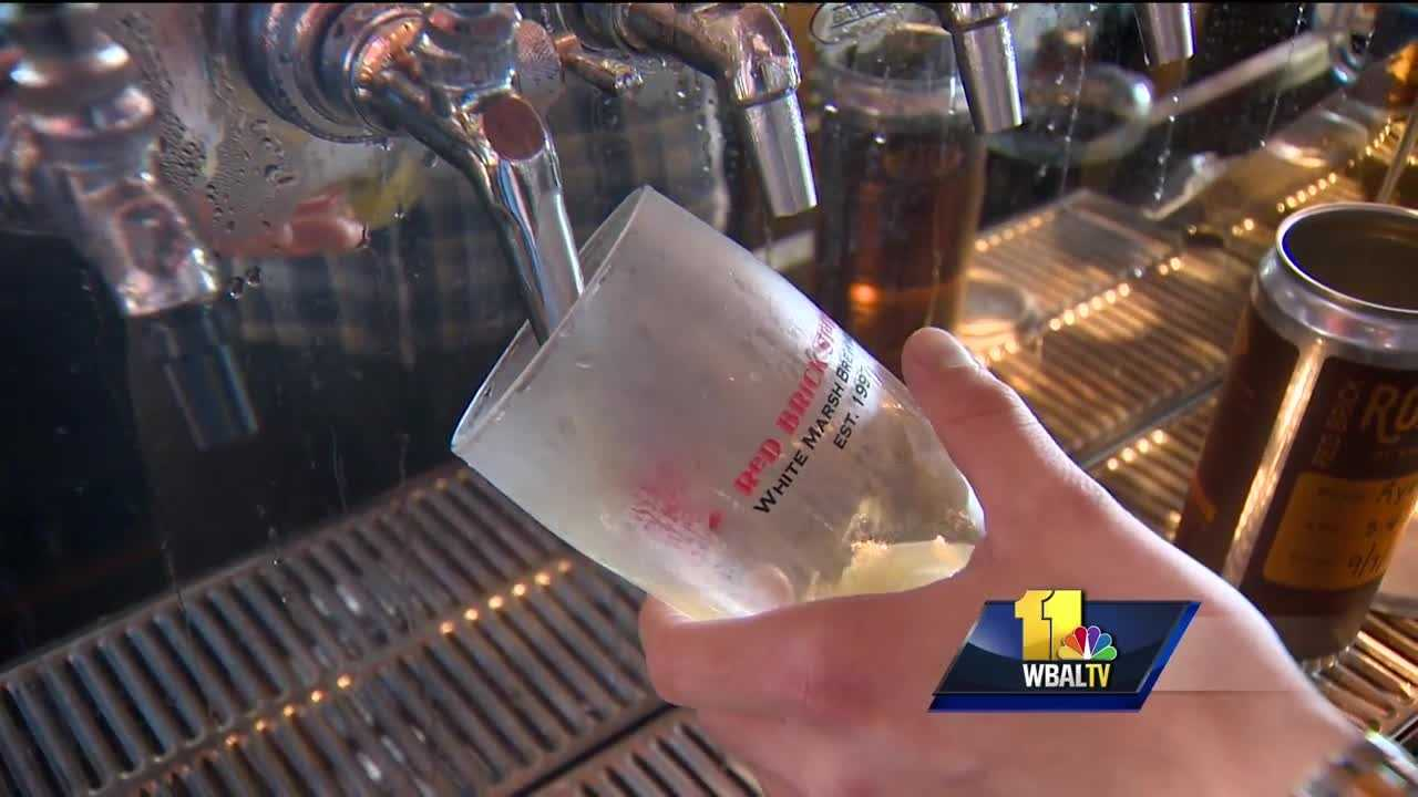 Four Baltimore-area breweries and a local distributor are teaming up to collaborate on a new beer to sell with proceeds going to benefit Baltimore and Ellicott City flood victims from July.