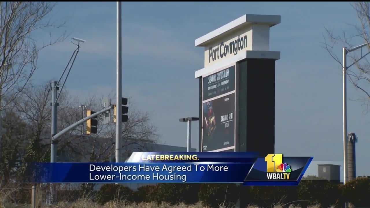 "Mayor Stephanie Rawlings-Blake, City Council President Jack Young, representatives from Sagamore Development and community groups plan on Thursday to announce what they are calling ""the largest ever city wide community benefits commitment"" as part of the proposed re-development of Port Covington."