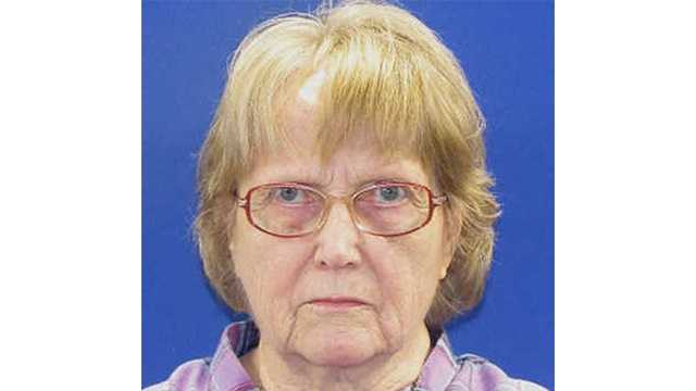 A Silver Alert has been issued for Alberta Frederiksen Didier, 78, of Catonsville.