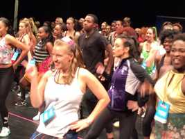"It's not just about dance steps. It's about passion for ""Hairspray Live!"""