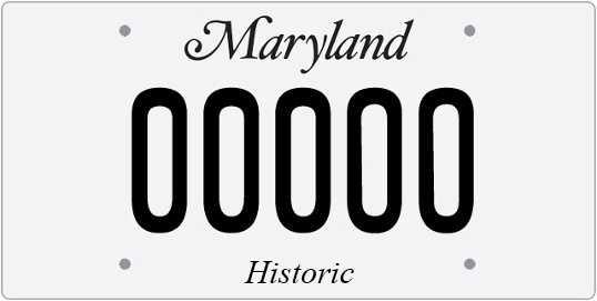 sc 1 st  Wbal-Tv & Got u0027historicu0027 license plates? Mind the new law