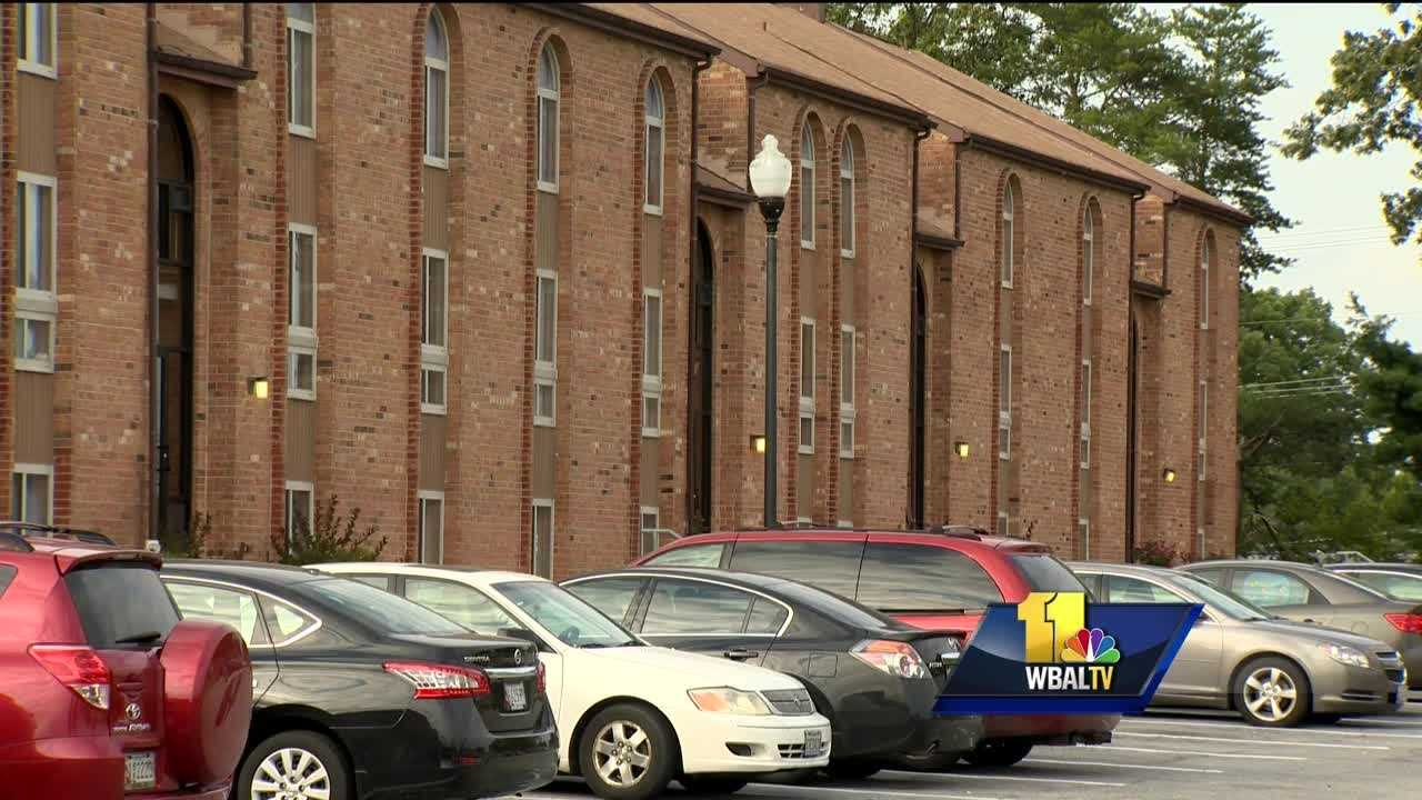 A family said they were forced to leave their Windsor Mill apartment after it was broken into and vandalized. Baltimore County police said they are investigating three incidents, one of which involved arson. Zainab Chaudry, with the Council on American-Islamic Relations, spoke on behalf of the family, saying they installed a security system after the first break-in, but that didn't stop the suspects from coming back.
