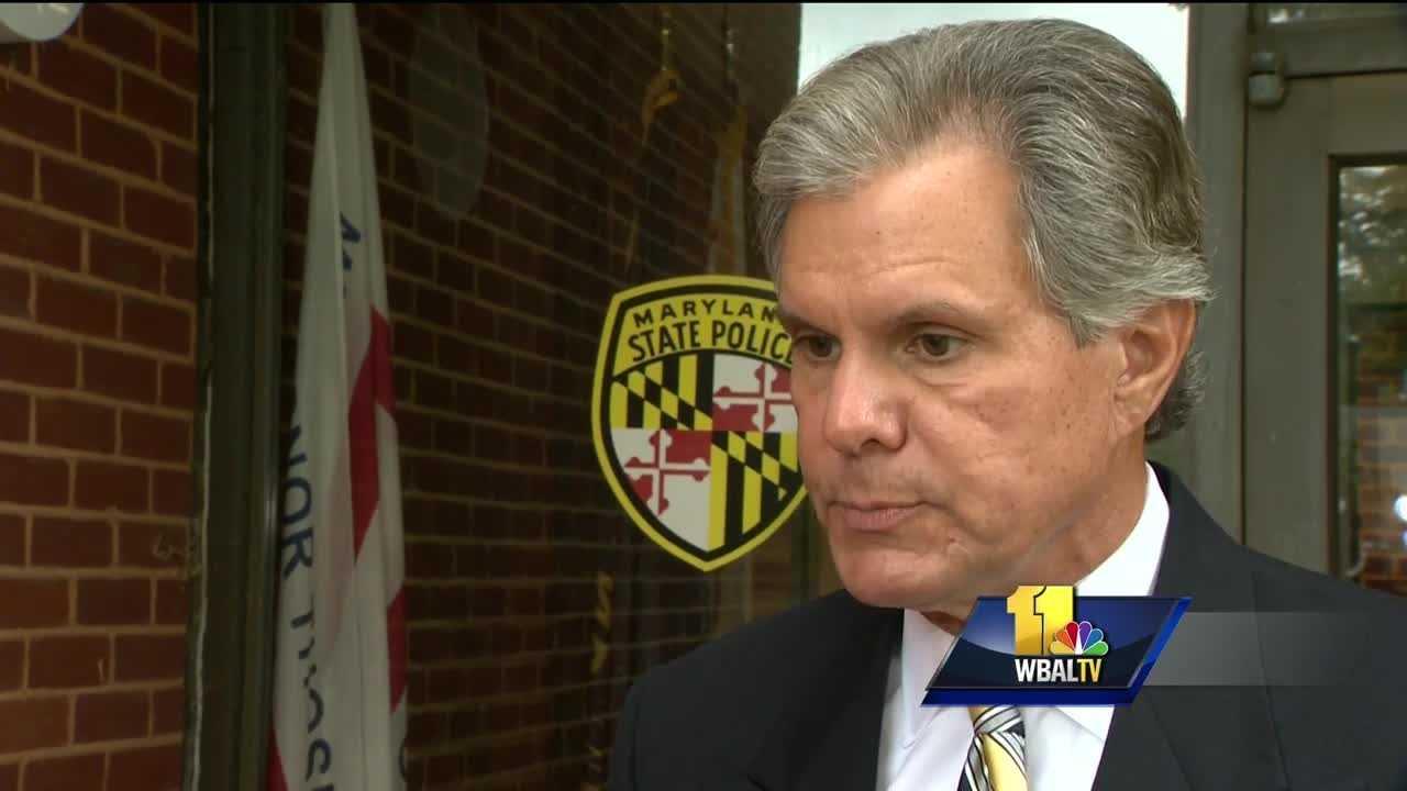 Maryland State Police Greg Shipley
