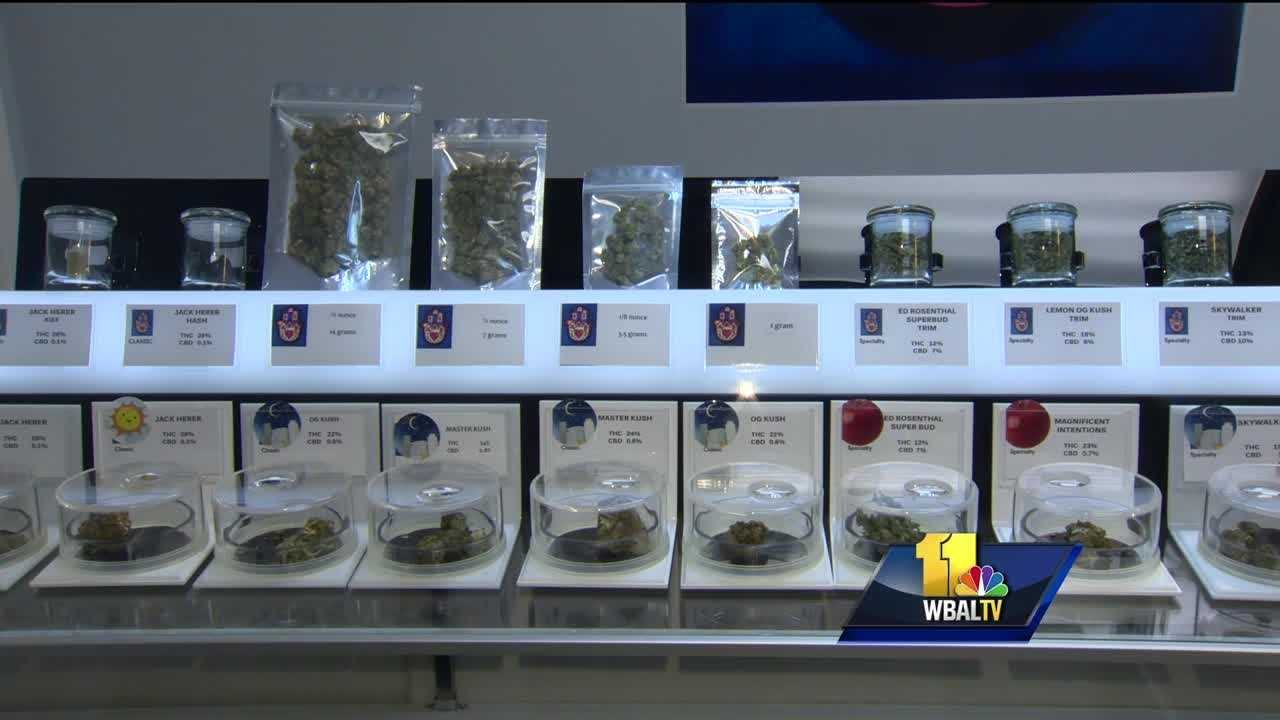 A company that was on track to receive a license to grow medical marijuana in Maryland is challenging a state commission's decision to drop the company down on the list.