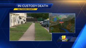 A Middle River man has died days after a Sunday incident in which he violently confronted police and emergency medical providers, Baltimore County public safety officials said.