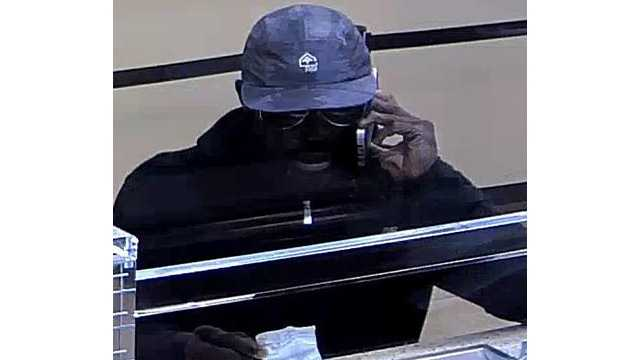 FBI looking for 'the aviator' bank robber
