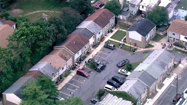 Annapolis Pleasant Street shooting