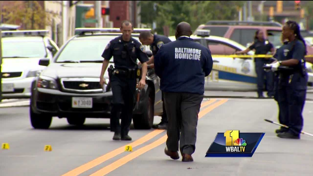 It was a very violent weekend in Baltimore City. Since Friday, 17 people have been non-fatally shot and four have been killed, according to police.