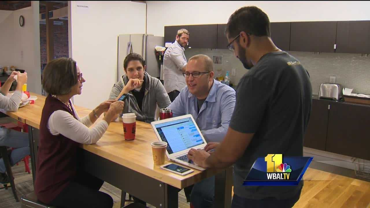This is Baltimore Innovation Week, and one man is in town hoping to help people turn their ideas into companies.