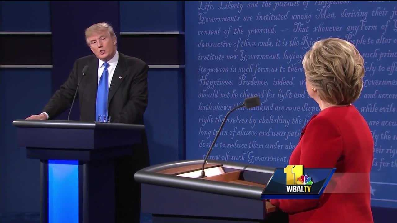 "One focus of the first presidential debate Monday night was stop-and-frisk policies by police, which is also a frequent point of criticism of the Baltimore Police Department. Republican nominee Donald Trump and Democratic nominee Hillary Clinton spoke about their differences on the topic. Stop-and-frisk comes up frequently in the U.S. Department of Justice patterns and practices report into the BPD. The report cited the practice multiple times, finding, ""BPD officers commonly frisk people during stops without reasonable suspicion the subject is armed and dangerous, a violation of the constitution."""
