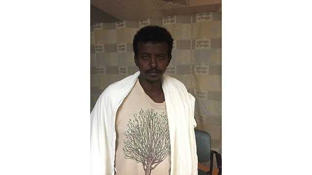 Man found on Belair Road