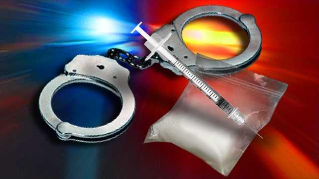 heroin arrest