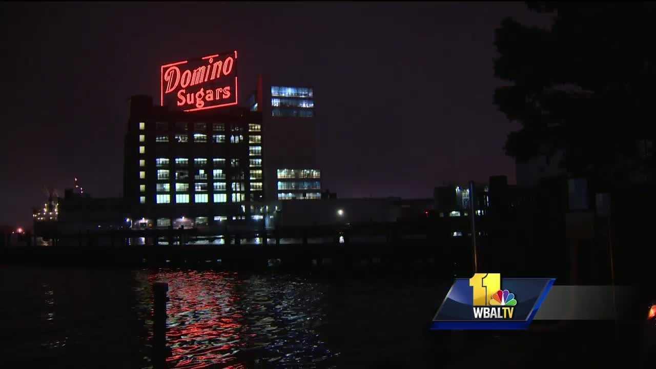 Domino Sugar plant Baltimore