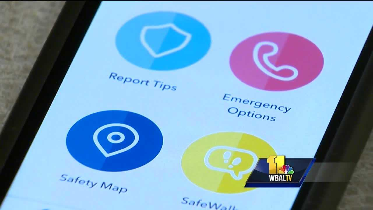 John Hopkins University has started to utilize a new mobile app that school officials said will help keep students safe on campus. While the semester is just a few weeks in, 2,300 students have already signed up for the app.