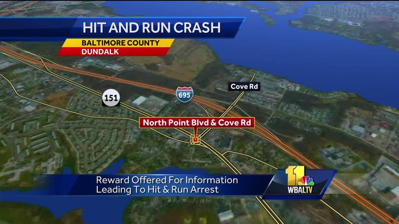 Reward offered in fatal hit-and-run in Dundalk photo