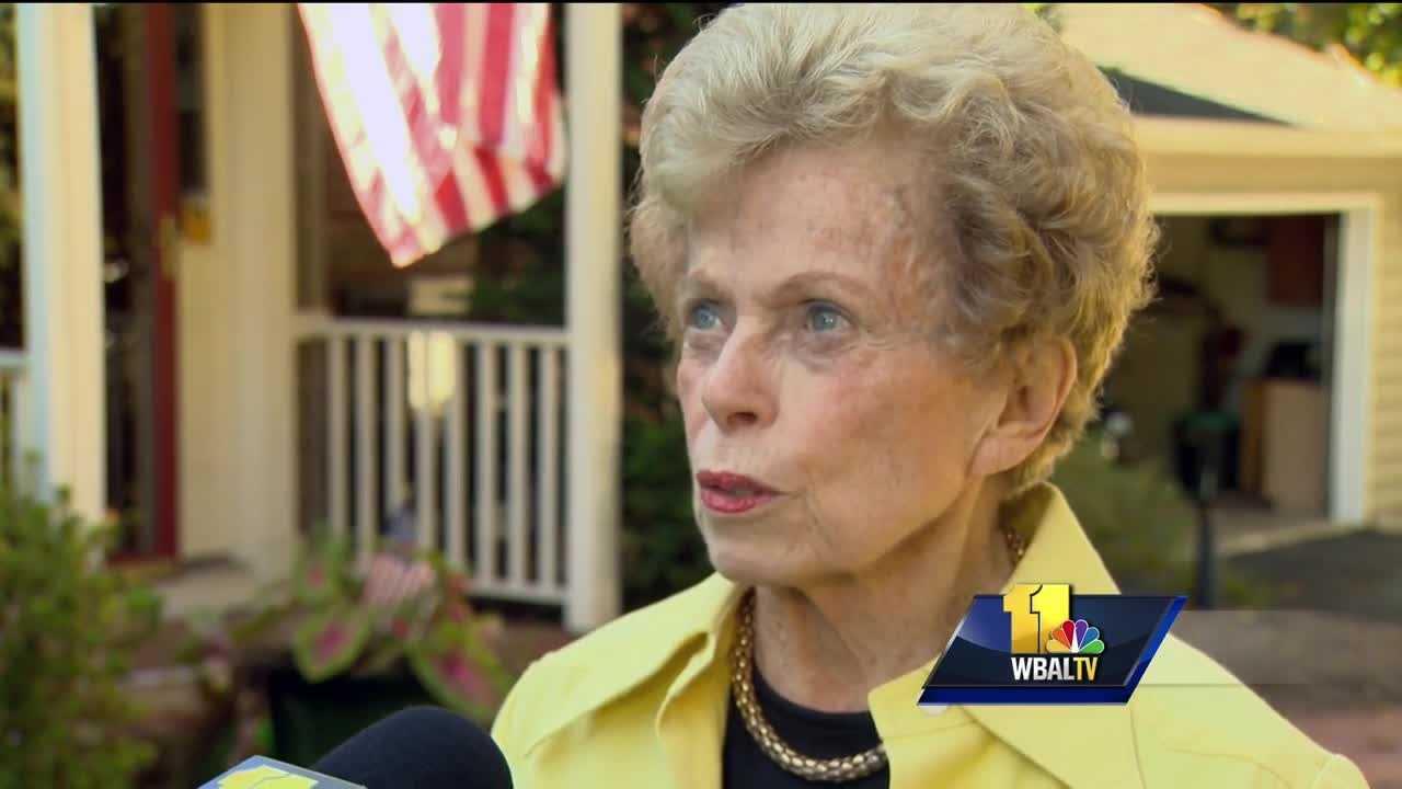 Maryland Republican still supports Donald Trump