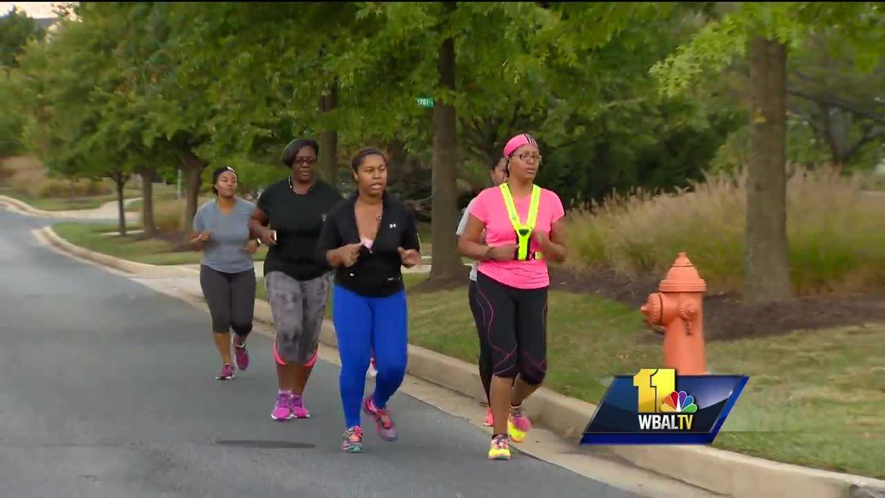 For every runner, the first step is the hardest, but you don't have to do it alone. One national group's local chapter inspires and encourages African-American women in the Baltimore area to get moving one step at a time.