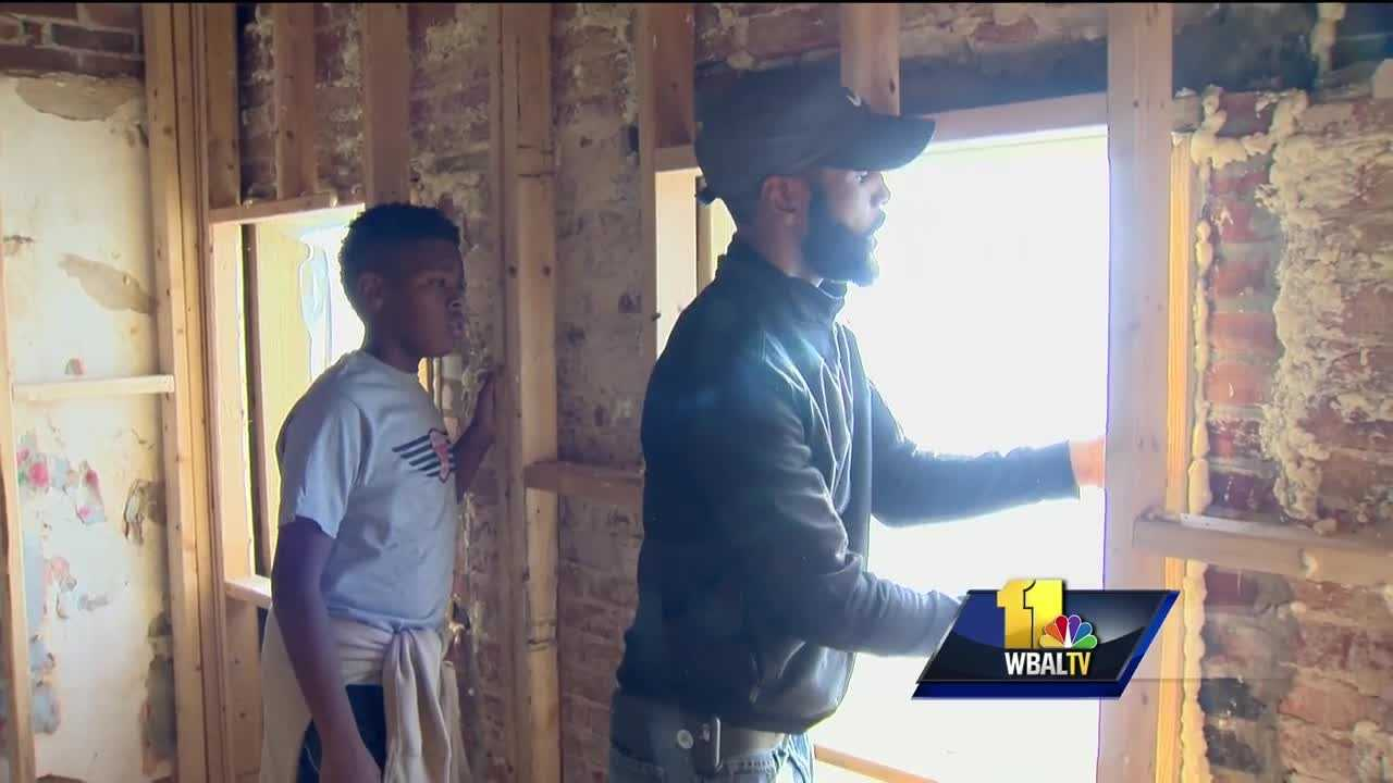 A new community center under construction in east Baltimore will serve kids looking for an outlet, but plans have hit a financial roadblock.