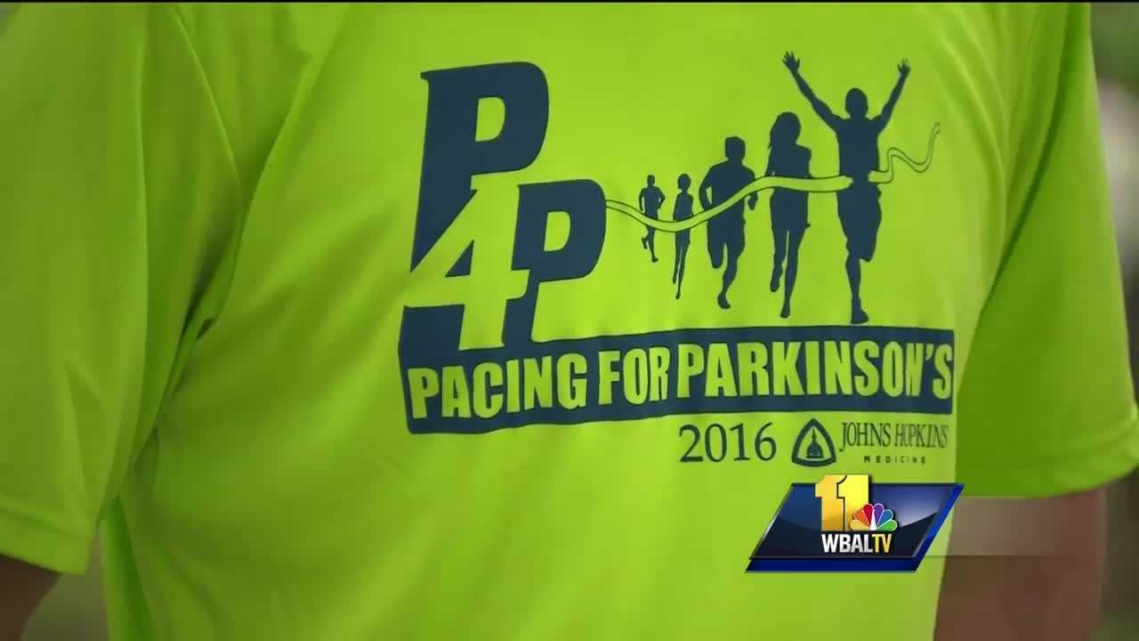 Running group raises money for Parkinson's