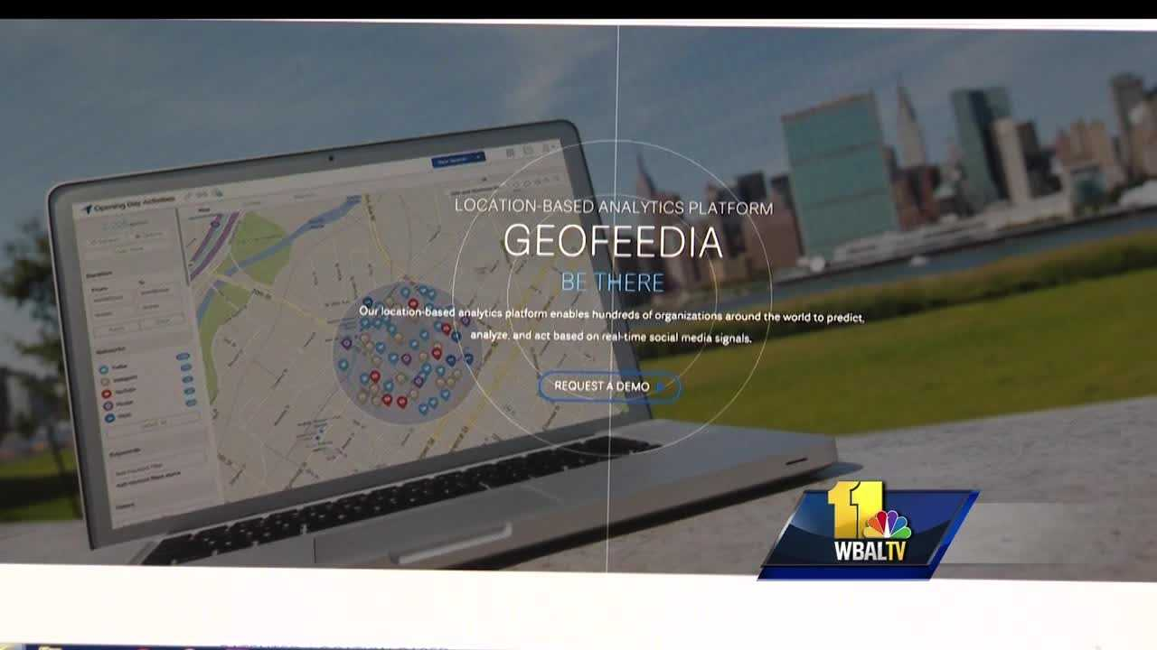 Police in Baltimore and around the nation have come under fire recently for using tech tools for surveillance, and the issue came up again this week after the American Civil Liberties Union highlighted the Police Department's use of an aggregator called Geofeedia.
