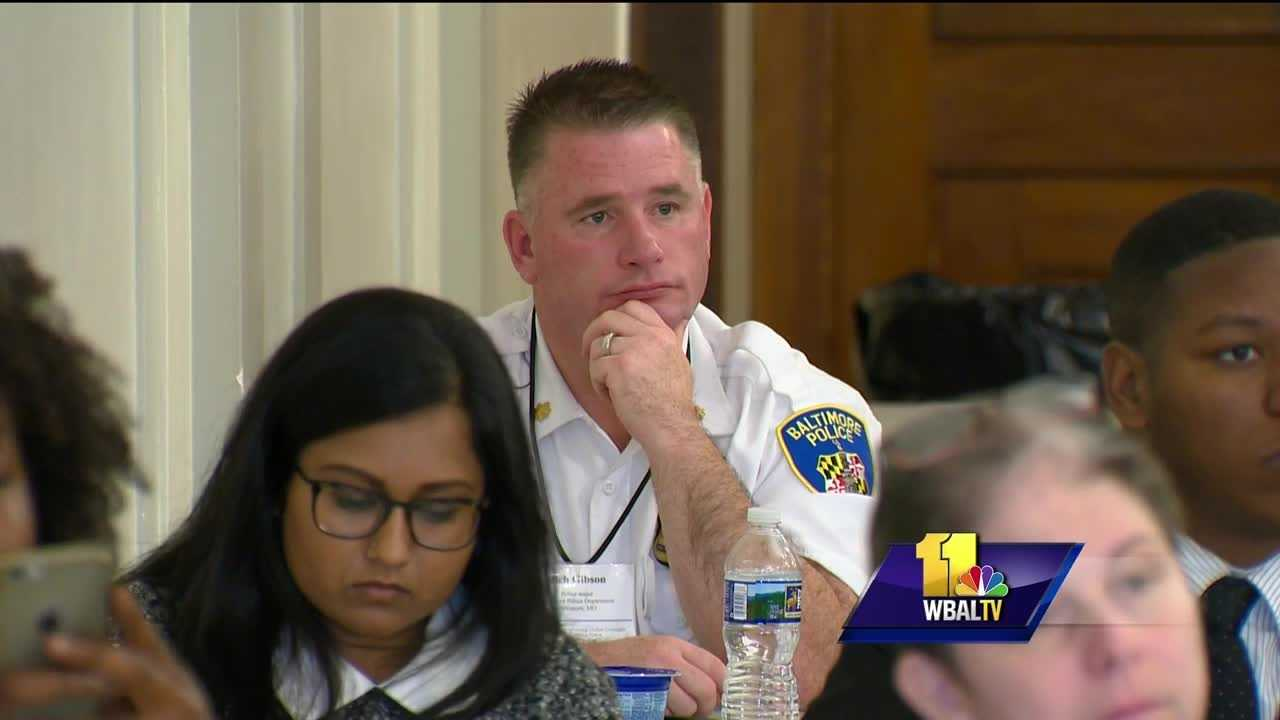 Another effort to build more trust between Baltimore residents and police is focusing on accountability and stronger civilian oversight. The city brought together community leaders and law enforcement on Friday to address how to strengthen civilian oversight of the Police Department.
