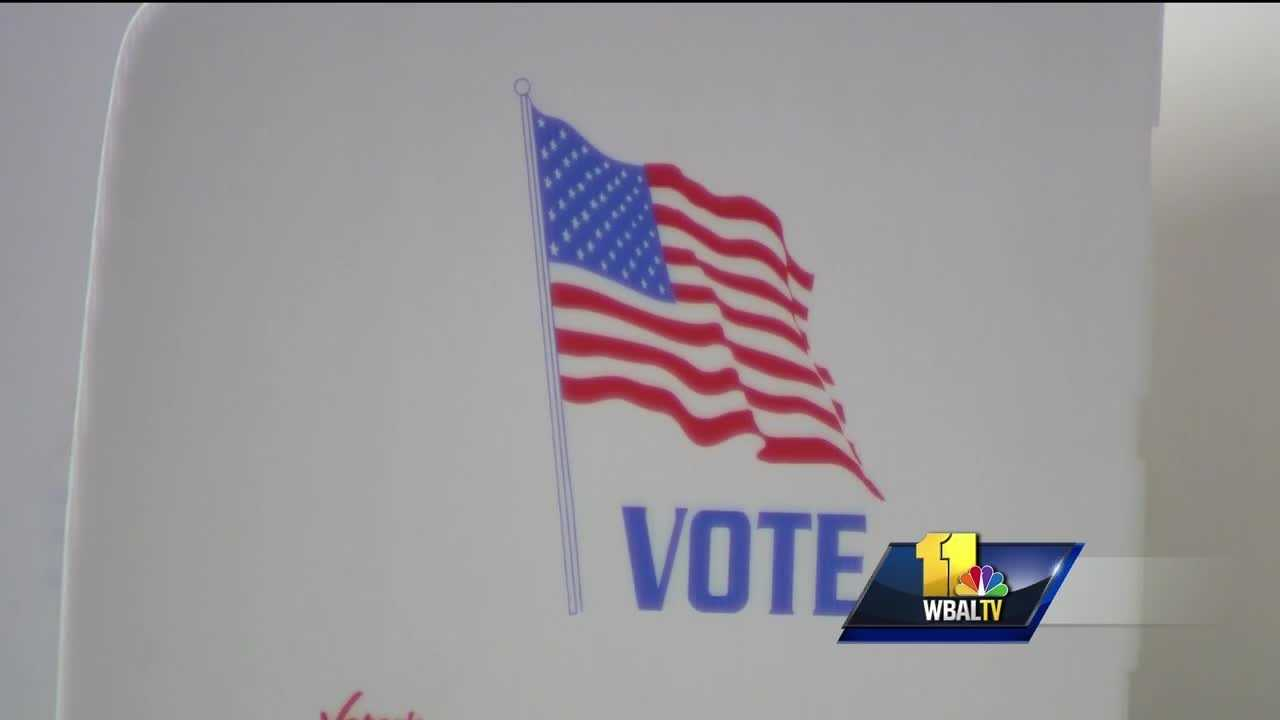 Voter registration deadline looms in Maryland