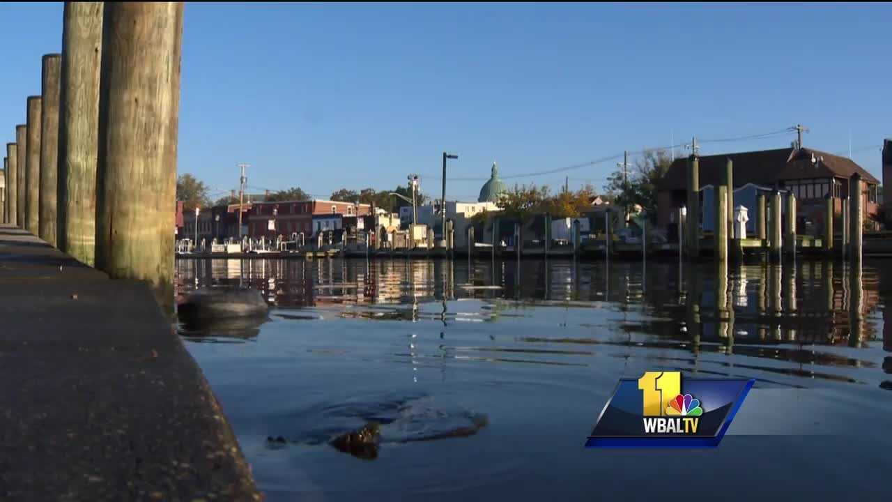 When it comes to flooding, a new report shows Annapolis is one of the most frequently affected cities in the country.