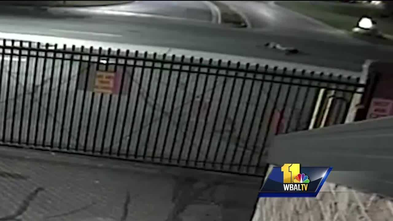 Baltimore County police are looking for more information to solve what is believed to be the hit-and-run of a pedestrian in Middle River. A nearby security camera captured part of the Oct. 4 incident, but police hope it is enough to get some leads and find the driver. In what seems like the blink of an eye, a car drags a man, who's then left on Middle River Road in Middle River. The car does not appear to slow down and keeps going.