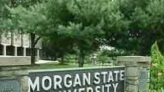 Morgan State University (sign) - 4201989