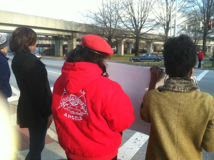 ... relatives and members of the Guardian Angels made sure Phylicia's story remained top of mind, holding vigils in hopes of finding information that would bring closure.