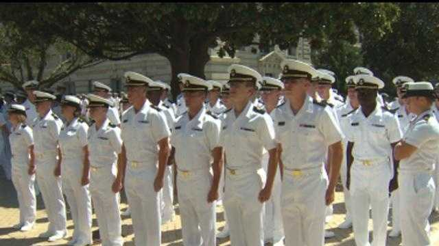 US Naval Academy Parents Weekend 2011