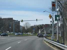 7) 8,577 speeding violations at the 1900 block of westbound Northern Parkway at Greenspring Avenue.