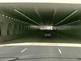 WBAL-TV 11 News takes you for a ride along the InterCounty Connector as it opened in 2011.