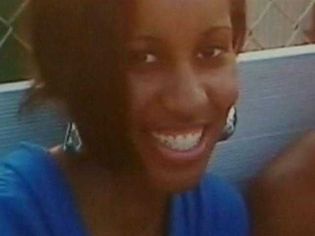 Phylicia Barnes was an honor student from Monroe, N.C.
