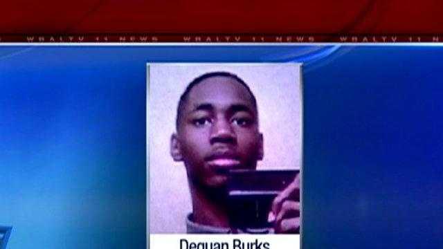Dequan Burks