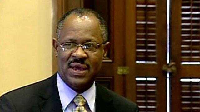 Baltimore City Councilman Carl Stokes