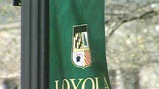 Loyola College flag - 19244137