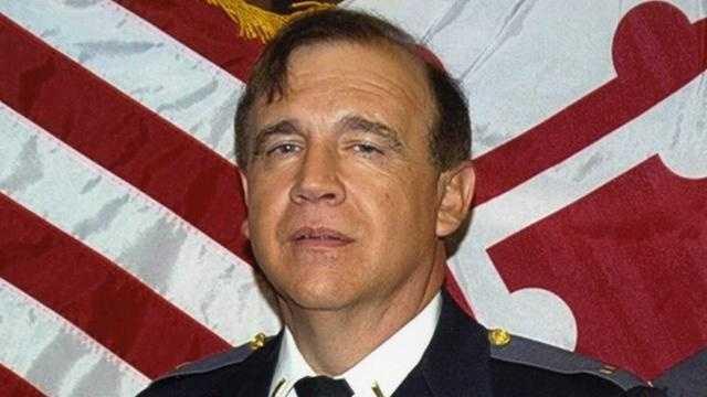 Lt. Michael Howe