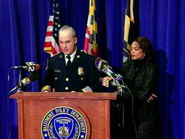 In 2007, then-Mayor Sheila Dixon appointed chief of detectives Fred Bealefeld to the office of commissioner after having collected the resignation of Leonard Hamm.
