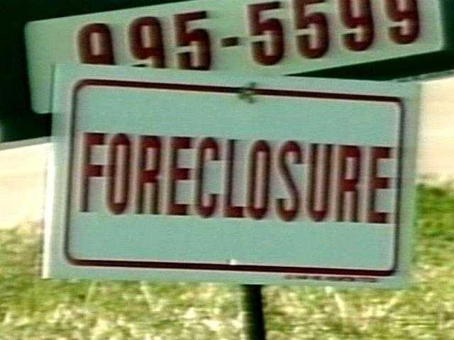 foreclosure sign (generic) - 15179615