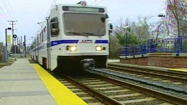 light rail train - 11697306