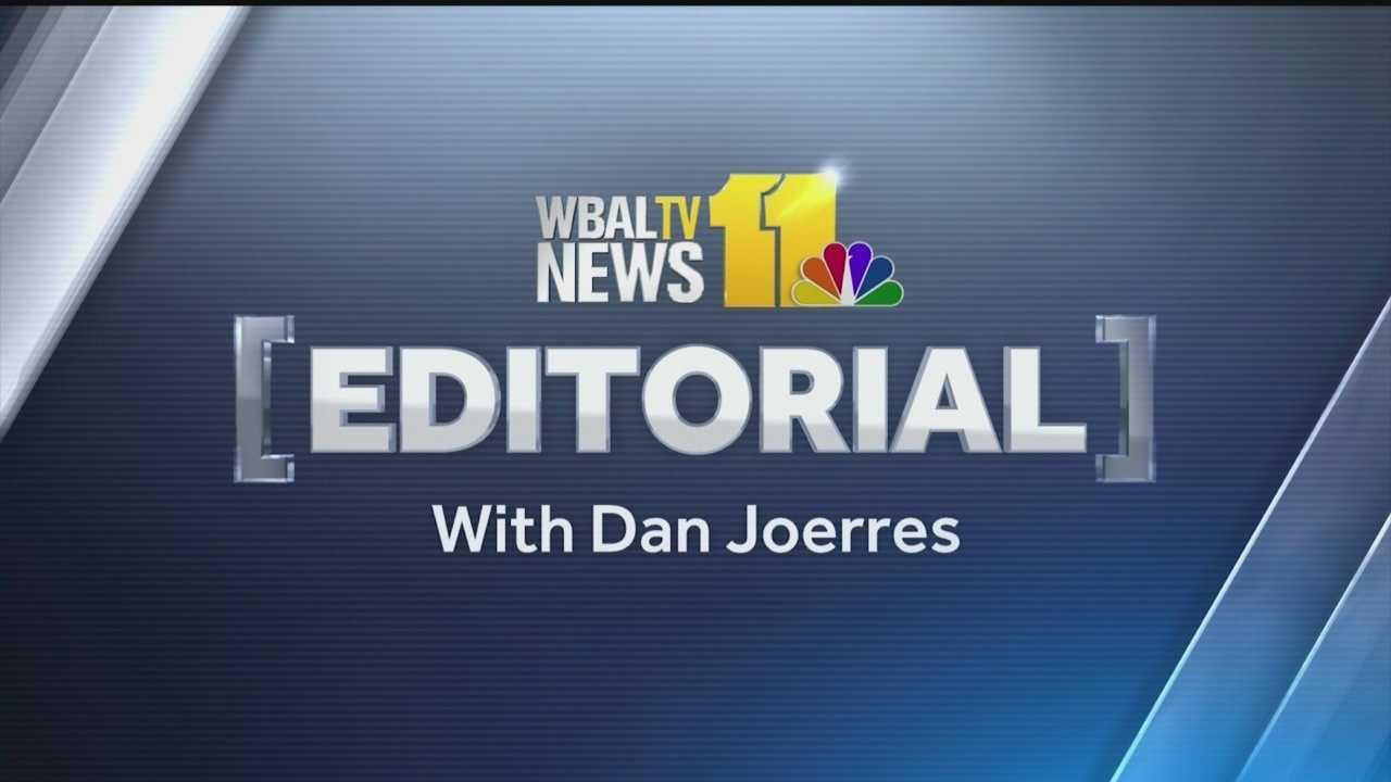 Editorial with WBAL-TV President and General Manager Dan Joerres