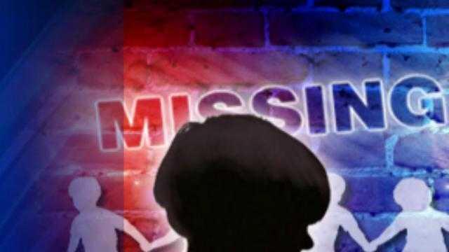 GENERIC Child Missing_Police Lights - 18371366