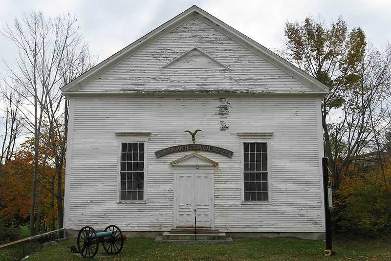# 37 In South Ashburnham, 14.68% of residents reported that they were divorced.