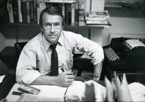 Richard Threlkeld was a television news correspondent who spent 25 years with CBS News. (Nov. 30, 1937 – Jan. 13, 2012)