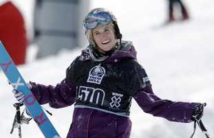 Sarah Burke was an X Games star with a grass-roots mentality - a daredevil superpipe skier who understood the risks inherent to her sport. (September 3, 1982 – January 19, 2012)