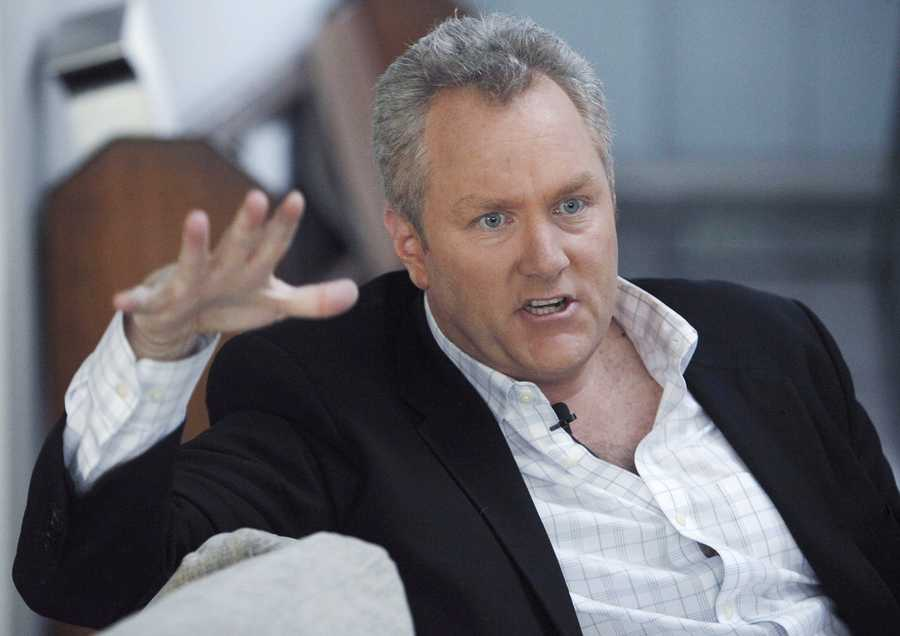 Andrew Breitbart used the Internet relentlessly to ignite political scandal and expose what he saw as media bias. The fiery online publisher and blogger relished public combat with liberals. (Feb. 1, 1969 – Mar. 1, 2012)
