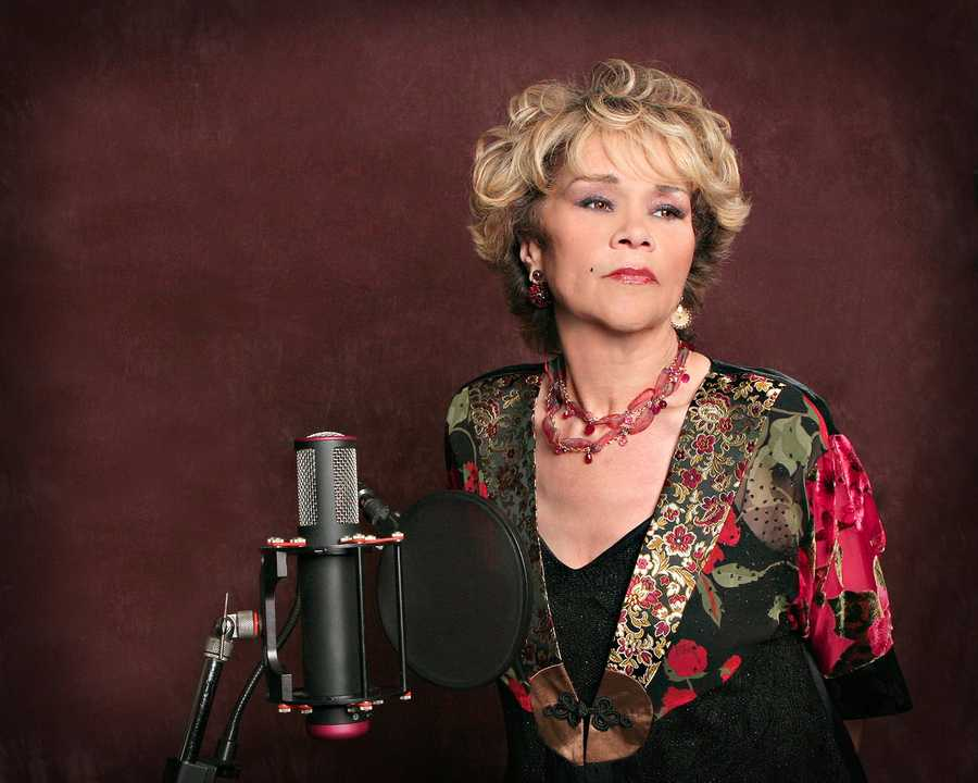 "Etta James assertive earthy voice lit up such hits as ""The Wallflower,"" ""Something's Got a Hold on Me"" and the wedding favorite ""At Last."" (January 25, 1938 – January 20, 2012)"